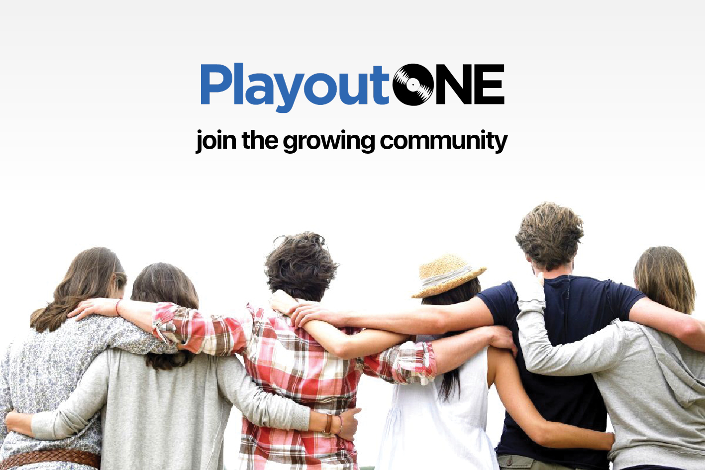 PlayoutONE Join the Growing Community