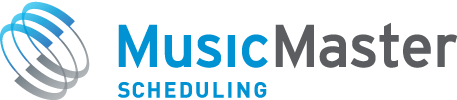 MusicMaster Scheduling integration with PlayoutONE Radio Automation