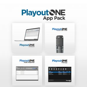 PlayoutONE App Pack