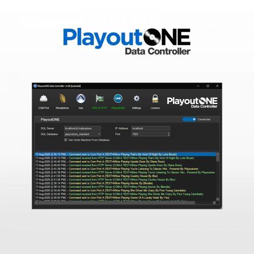 PlayoutONE Data Controller
