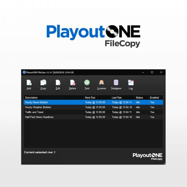 PlayoutONE File Copy