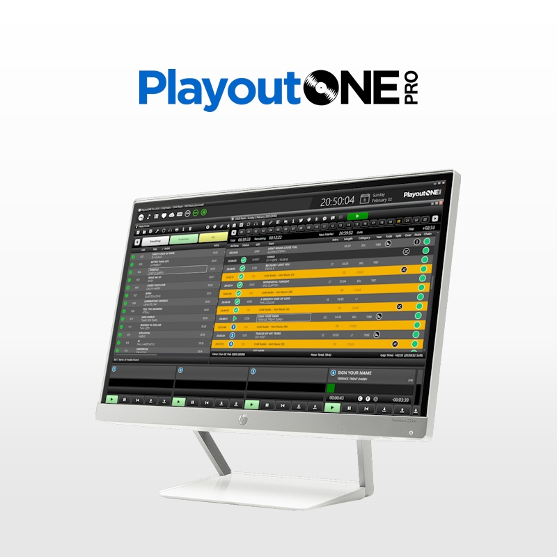 PlayoutONE Pro