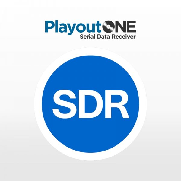PlayoutONE Serial Data Receiver