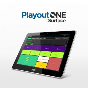 PlayoutONE Surface