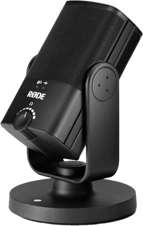 RODE NT USB Microphone for PlayoutONE WebVT and remote voice tracking
